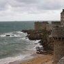 Marée haute à St Malo