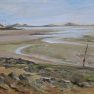 Le Guildo, marée basse [Huile - 33 x 55]