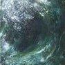 Effet de vague [Acrylique sur toile]