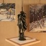 Expo Chevreuse Avril 2012 [Paysages d'hiver Huile (et (...)]