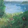Golfe du Morbihan [Huile - 35 x 24]