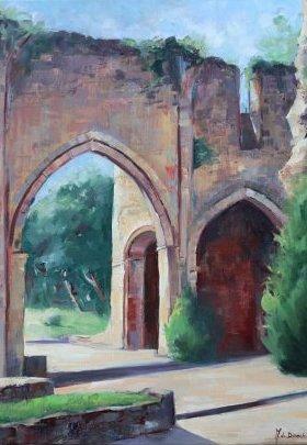 Abbaye des Vaux de Cernay - 1
