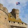 Saint Malo, grand vent