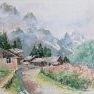 La Boërne [Acrylique - 40 x 40]