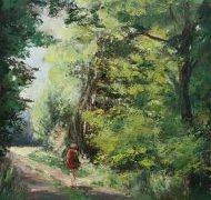L'été - Promenade